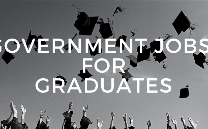 How to get government job after graduation in 2021?